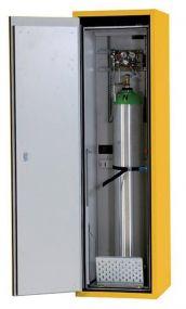 12-1010 g90.205.060.ultimate 90 min brandwerende gasflessenkast geel