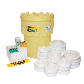 Olie spill kit 310 ltr in waterdichte UN drum