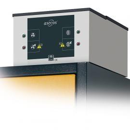 Stekkerklaar recirculatiefilter UFA-20-30 voor brandveiligheidskast