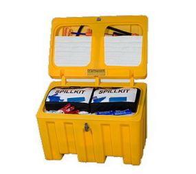 OPA90 Oil Spill Kit 7 barrel,1100 liter EXCLUSIEF accessoires (1 kist)