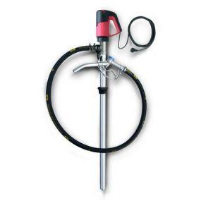 FLUX vatpomp - Voor Olie, Diesel, Brandolie, Hydrauliekolie