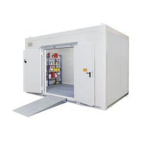 90 minuten brandwerende milieucontainer, BMC90-61L
