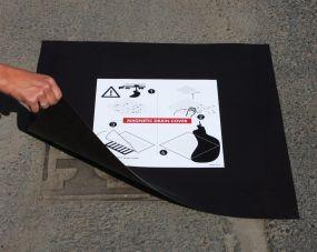 Putafdichter - Drain Blocker magnetisch 51 x 51 cm