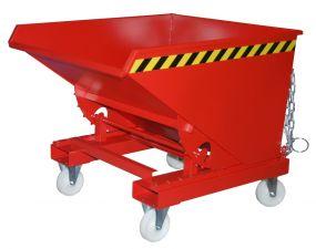 Kantelbak / Kiepcontainer (Type EXPO) 2,10m3 - 172x187x109cm