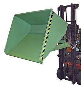 Kantelbak / Kiepcontainer (Type EXPO) 0,60m3 - 126x107x83cm