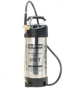 Gloria 510T hogedruk vernevelings rugspuit voor reinigingsmiddel, 6 bar - 10ltr inhoud