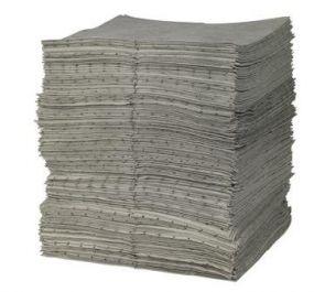 GP universele absorptiedoek - 1 laags, geperforeerd, verstevigd 200/doos, 41 x 51cm