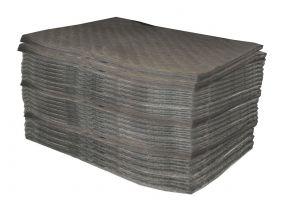 OCS universele vloeistoffen absorptiedoeken - 1 laags, voordelig, verstevigd 100 stuks