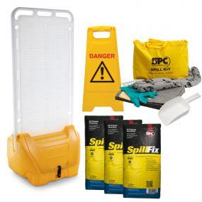 SitePoint Spill Ready-kit