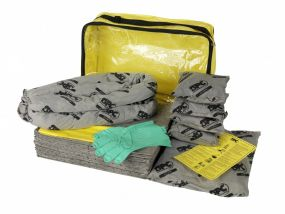 ADR spill kit voor alle vloeistoffen