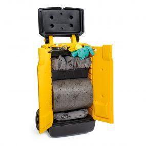 Alle vloeistoffen spill kit 70 ltr Mobiele Response Cart navulling