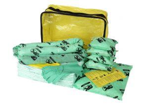 ADR spill kit voor Chemicaliën 43 of 63 ltr, alles conform ADR regels
