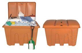 OPA90 Oil Spill Kit 12 barrel, 1900 ltr inclusief accessoires (2 kisten)