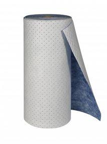 Blue olie absorberenderollen - 2 laags, pluisarm, zwaar, sterk 1/baal