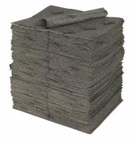 UXT universele vloeistoffen absorptiedoeken - 3 laags, sterk, pluisvrij 200 stuks